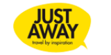 40€-Gutschein für alle Reisen bei Just Away