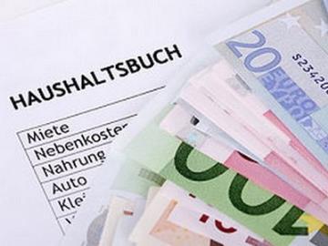 Haushaltsbuch oder Haushaltsplaner gratis