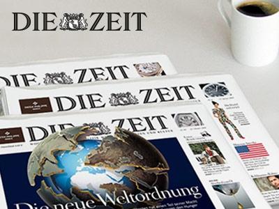 """GRATIS 4 Wochen lang """"DIE ZEIT"""" lesen"""