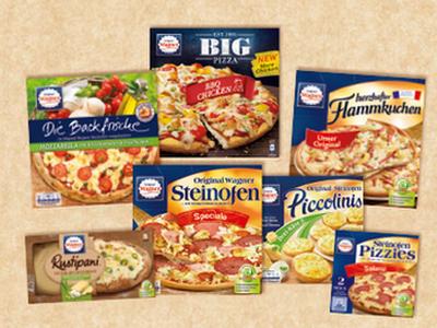 Wagner Pizza:  Gewinnspiel mit 144 x 1.000€-Gutscheinen!