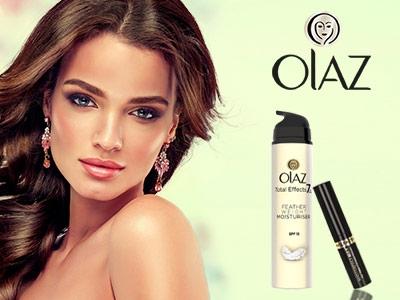 Olaz Club: Monatlich 1 von 50 tollen Beauty-Sets gewinnen
