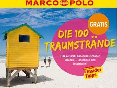 100 Traumstrände: Marco Polo-Reiseführer GRATIS
