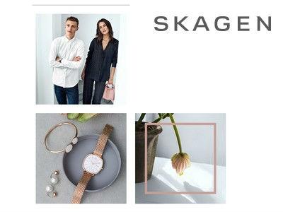 500€-Produktpaket bei Skagen gewinnen
