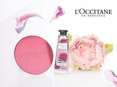Muttertags-Gewinnspiel: 1 Jahr  L'Occitane-Produkte gratis