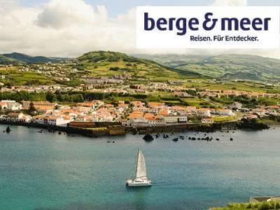Urlaub mit Berge & Meer: 100€ sparen!