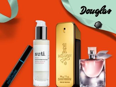 So schön kann Sparen sein: Douglas-Sale mit bis zu 50% Rabatt!