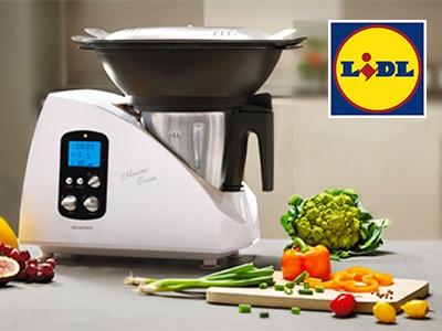1 von 3 Monsieur Cuisine Küchenmaschinen bei Lidl gewinnen
