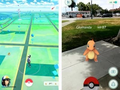 Pokémon GO-App jetzt für Android und iOS downloaden!