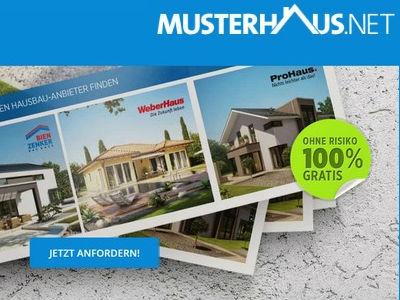 Hausbau-Katalog jetzt kostenlos anfordern