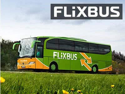 Top: Tickets ab 5€ bei FlixBus