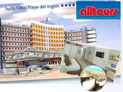 7 Tage Gran Canaria All-Inclusive-Urlaub bei Alltours gewinnen!