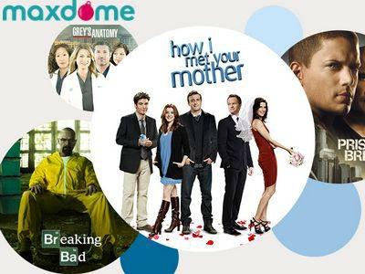 Für Filmfans und Serienjunkies: maxdome 1 Monat gratis testen