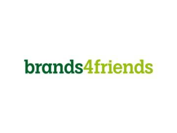 20€-Gutschein bei brands4friends