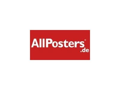 25%-Gutschein bei AllPosters ohne Mindestbestellwert