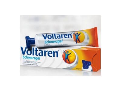 1€ Rabatt auf Voltaren-Produkte