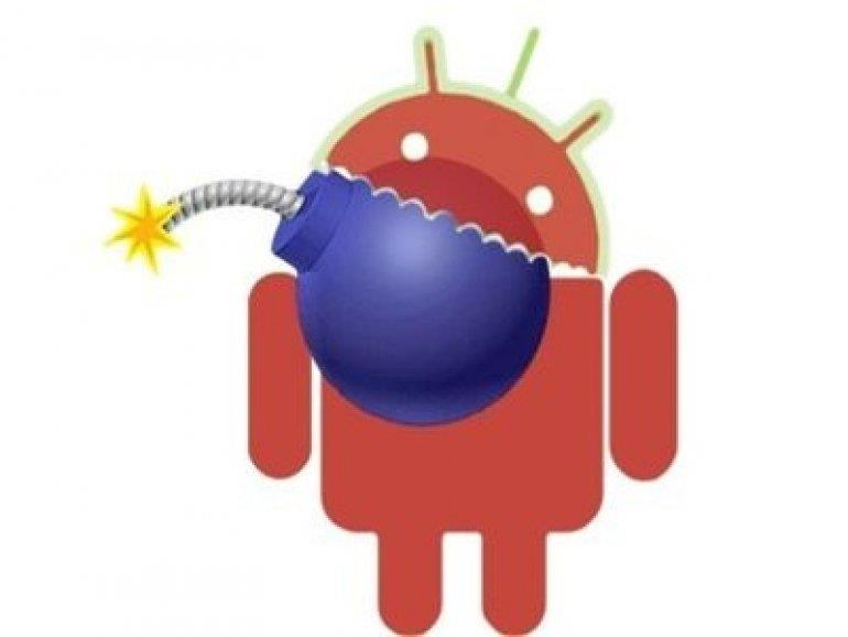 Wenn der Android einen Virus hat ©Flickr_tecnomovida