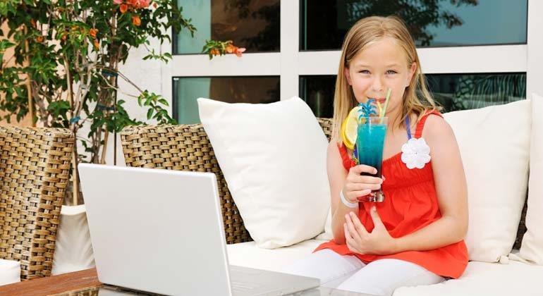Tipps für einen Urlaub mit Kindern auf Balkonien