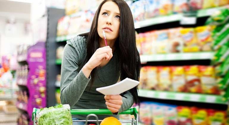 Marken-Lebensmittel gibt es oft viel billiger