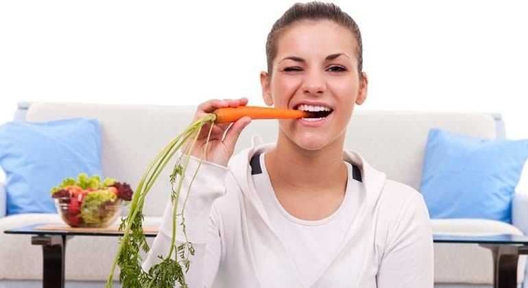 Komplette Diät-Programme in wöchentlichen Lieferungen
