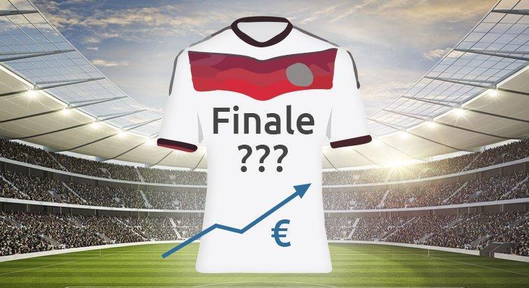 So entwickelt sich der Preis für das DFB-Trikot