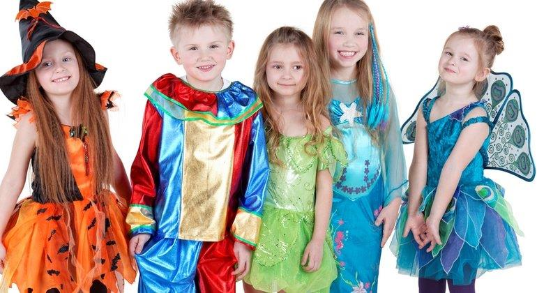 Tolle Karnevalskostüme bei myToys