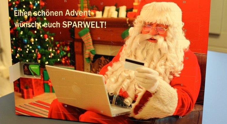 Foto-Adventskalender im SPARWELT-Test
