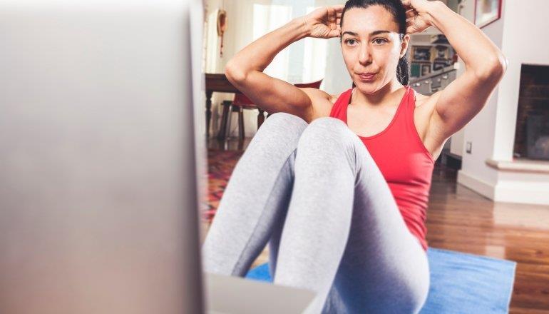 Welches Online-Fitnessstudio passt zu euch?