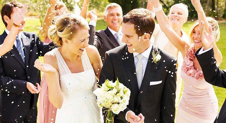 Auch günstig heiraten kann wunderschön sein
