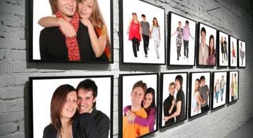 Eigene Fotos auf Leinwand