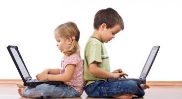 Eltern müssen für die Sicherheit ihrer Kids im Netz sorgen.