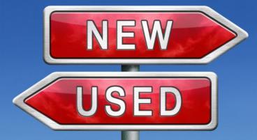 B-Ware steht quasi zwischen Neu- und Gebrauchtware