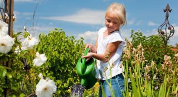 Startschuss für die Gartensaison