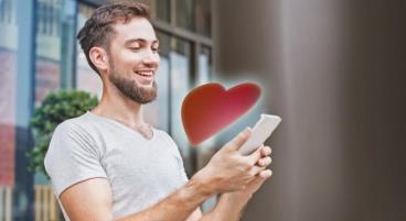 Online den Partner fürs Leben finden?