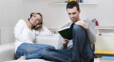 Kino für die Ohren: Hörbücher im Abo