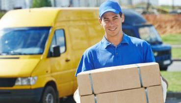 Paketboxen für zu Hause erfreuen auch den Postboten