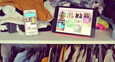 Kleidung online zu Geld machen oder tauschen