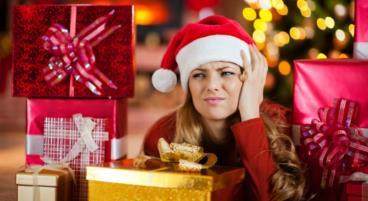 Weihnachtsgeschenke umtauschen
