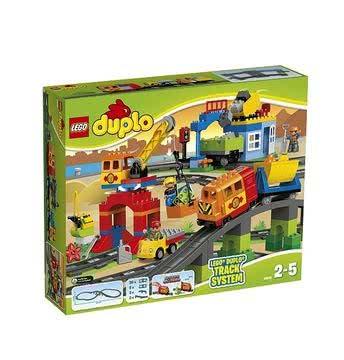 LEGO Duplo Eisenbahn-Deluxe-Set