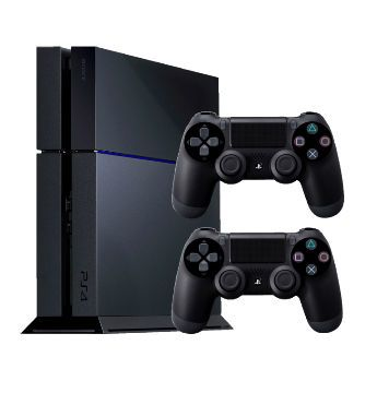 Playstation 4 (1TB) mit 2 Controllern