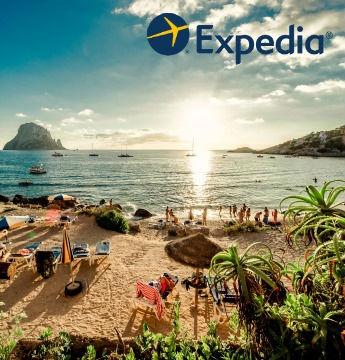 Ab in die sonnige Ferne mit Expedia