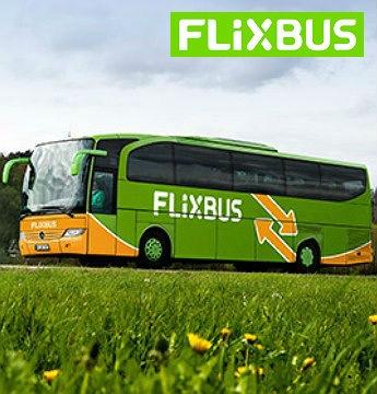 FlixBus: Tickets ab 5€ buchen