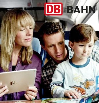 Schnell und bequem: Die Deutsche Bahn
